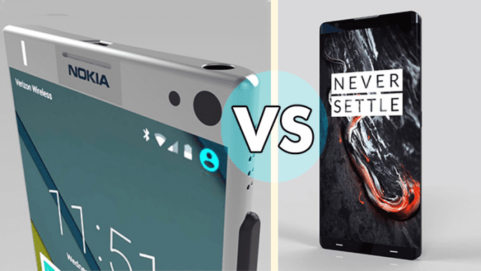 Nokia 9 vs OnePlus 5: Who Will Win The Battle?