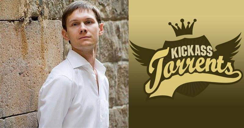 KickassTorrents Owner And Founder Released On $108,000 Bail
