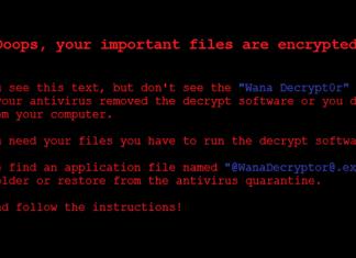 Massive WanaCrypt0r Ransomware Attack Hits 99 Countries Around The world