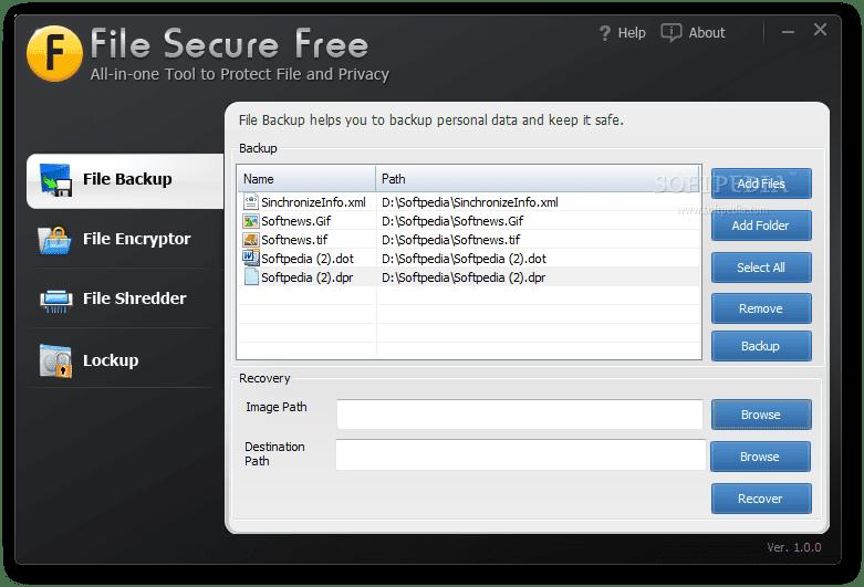 File Secure