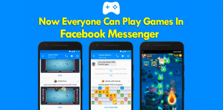 Finally, Facebook's Messenger Games Are Now Available To Everyone