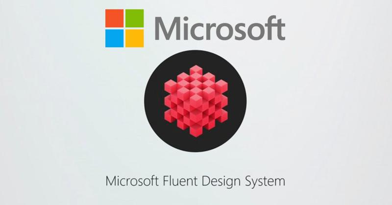 Fluent Design Is Microsoft's New Metro UI For Windows