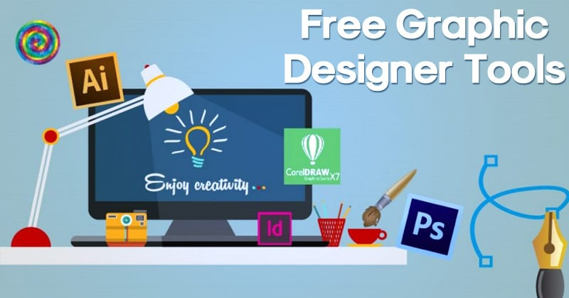 Best Free Graphic Designer Tools for Windows in 2020