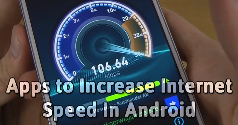 download internet speed hack for pc
