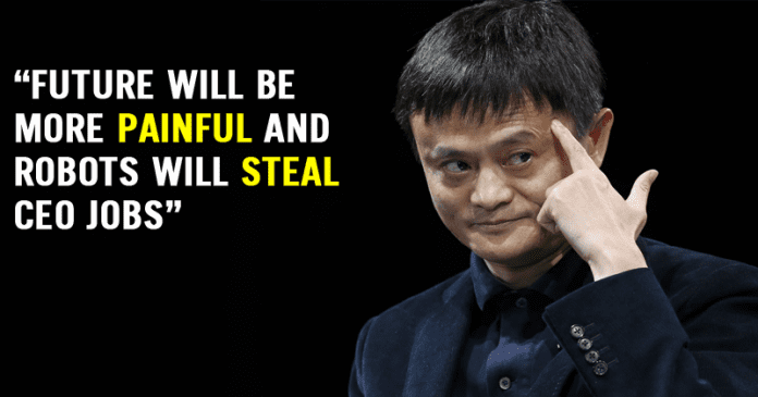 Jack Ma: Future Will Be More