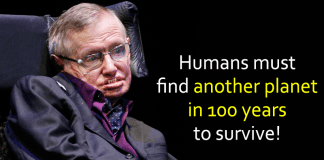 Stephen Hawking: Humans Must Find Another Planet In 100 Years To Survive