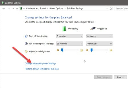Set Your Power Button to Turn Off the Display in Windows 10