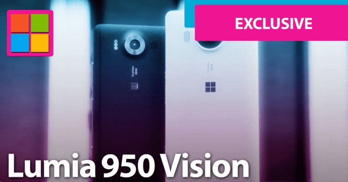 This Is Microsoft's Original Vision For The Lumia 950 & Lumia 950 XL