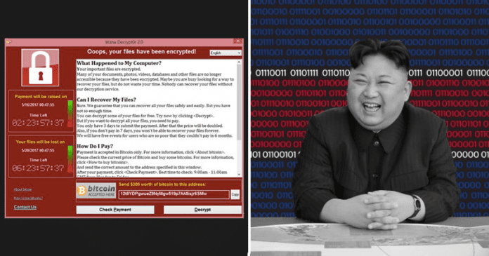 WannaCry Ransomware Has Links To North Korea