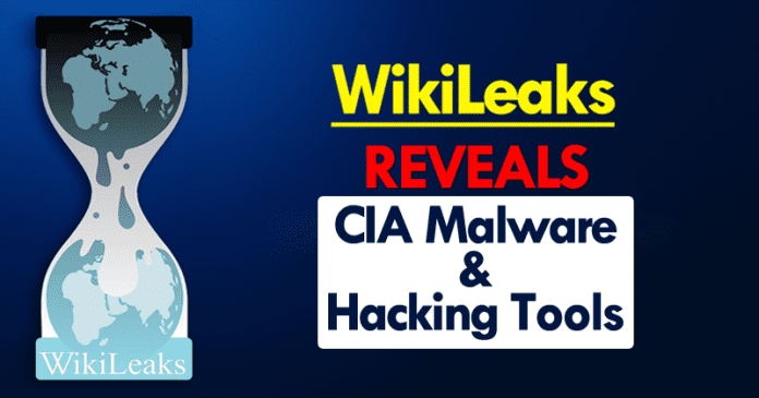 WikiLeaks Reveals CIA Malware That Can Sabotage User Software