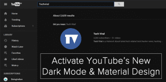Here's How You Can Use YouTube's New *Dark Mode* And Material Design!