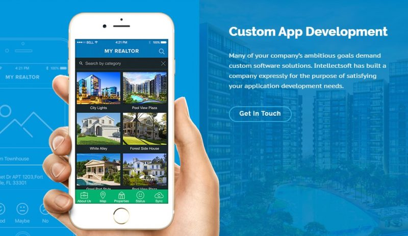 iBuild App