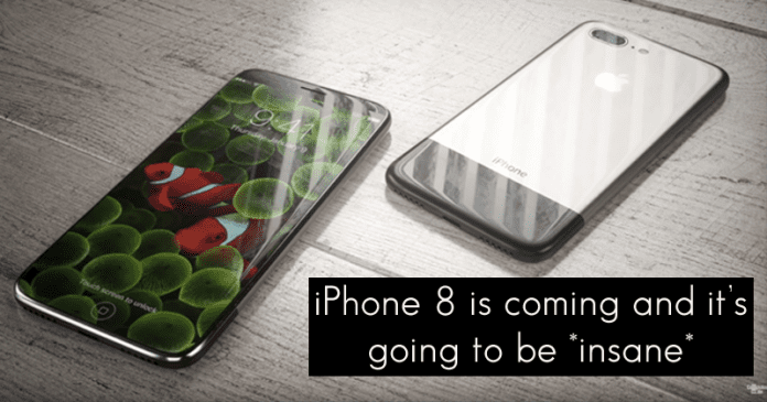 Apple Is 'Making Huge Changes' To iPhone 8