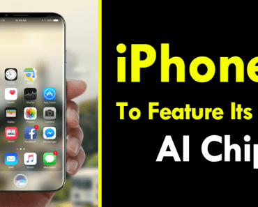 iPhone 8 Could Come With Its Own AI Chip Built In