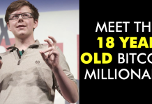 18-Year-Old High School Dropout Becomes A Millionaire By Selling Bitcoin