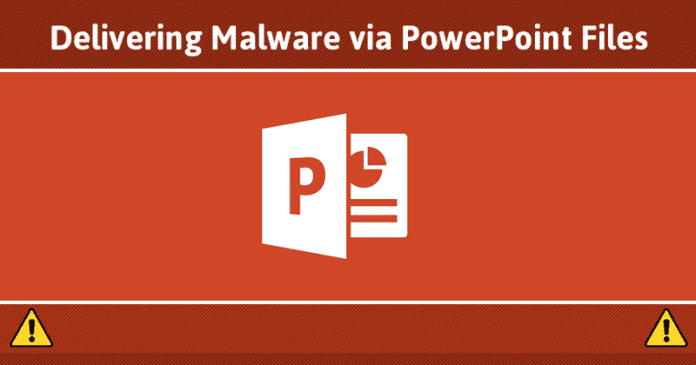 Beware! This Malware Spreading Via PPTs, No Clicking Required