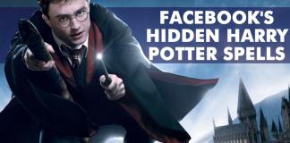 How To Activate Facebook's Hidden Harry Potter Spells