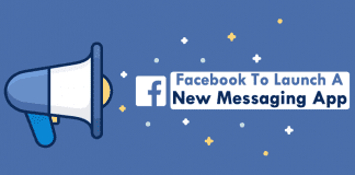 Facebook To Launch A New Messaging App For Teens