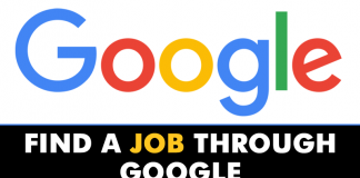 Finally! You Can Find A Job Through Google