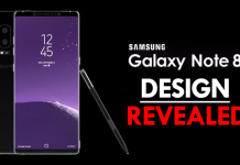 Fresh Leak Just Revealed Samsung's Galaxy Note 8 Design