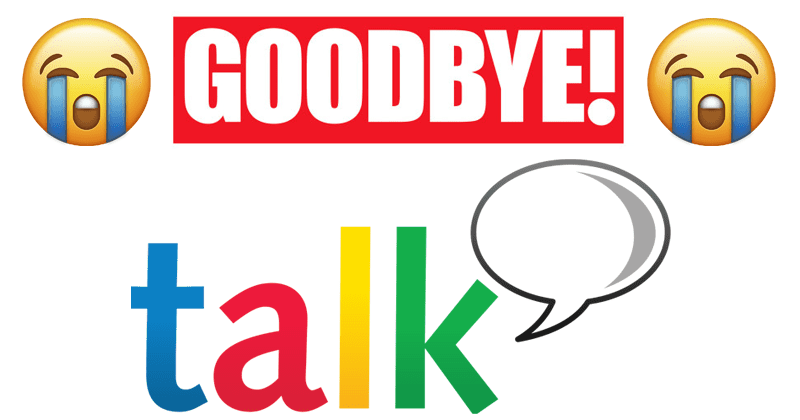 Google Officially Replaces Google Talk With Hangouts