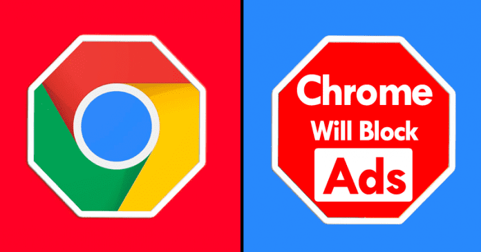 Google Will Now Block Annoying Ads On Chrome