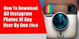 How to Download All Instagram Images on Smartphone or PC At Once