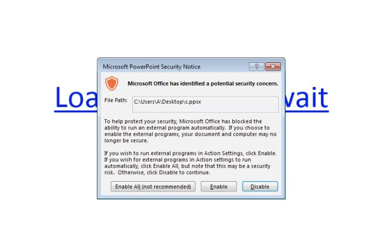 Image 2 - Beware! This Malware Spreading Via PPTs, No Clicking Required