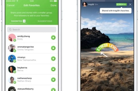 Instagram FAvorites test 002 484x320 - Instagram unveils offensive comment filter, anti-spam tool