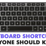Keyboard Shortcuts Everyone Should Know in 2021