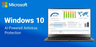 Microsoft Is Building AI Antivirus Using 400 Million PCs