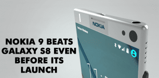 Nokia 9 Beats Samsung Galaxy S8 Even Before Its Launch