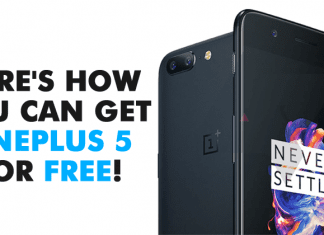 OnePlus 5 To Be Launched On June 22: Here's How You Can Get One For Free