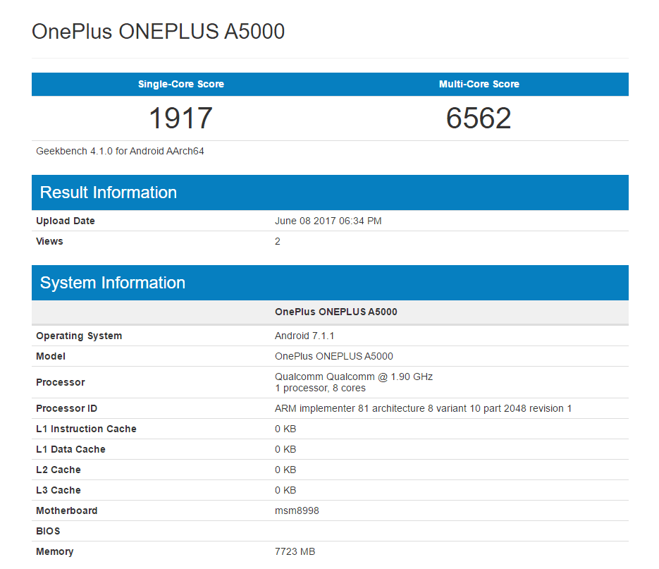 Image Source: GeekBench