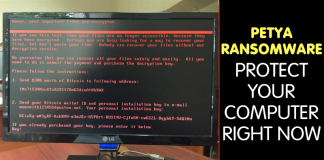 Petya Ransomware Attack: Here's How It Can Be Stopped