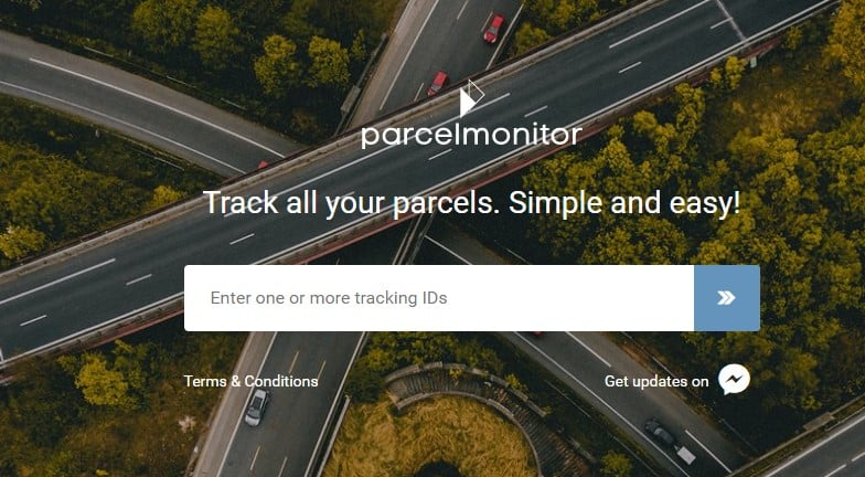 Parcel Monitor