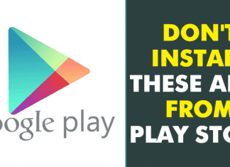 Android Users! Don't Install These Apps From Google Play Store