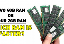 Which Is Faster? Two 4GB Sticks Of RAM Or Four 2GB Sticks Of RAM
