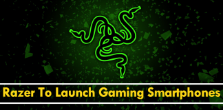 Razer To Launch Gaming Smartphones Soon