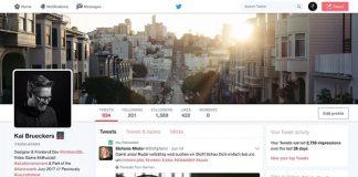 Revert Back to the Old Twitter UI in Chrome