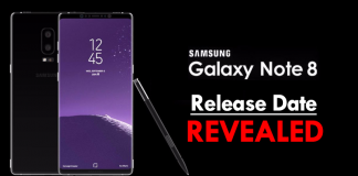 Samsung Galaxy Note 8 Release Date REVEALED In Fresh Leak