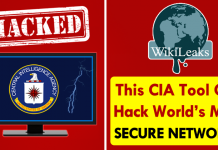 This CIA Tool Can Easily Hack World's Most Secure Networks