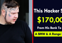 This Hacker Stole $170,000 From His Bank To Buy A BMW & A Range Rover