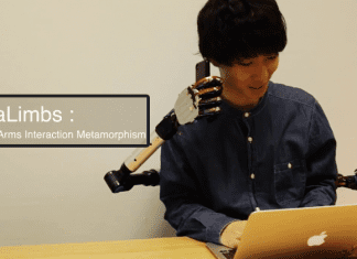 This Robotic Suit Gives You An Extra Pair Of Hands