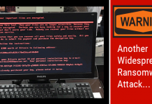 Warning! Another WannaCry Is Spreading Globally At A Massive Pace