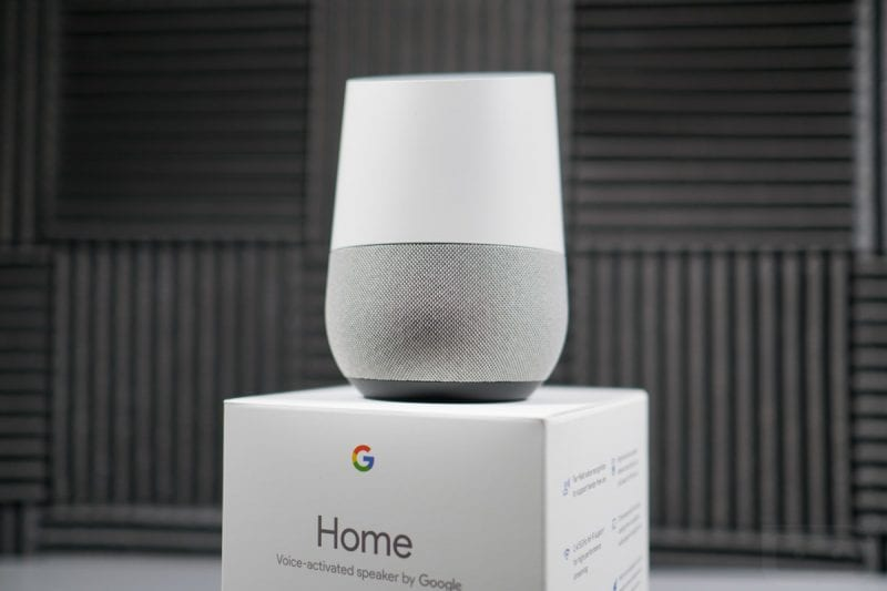 google home unboxing 6 2 - Get A Free Google Chromecast With Google Home