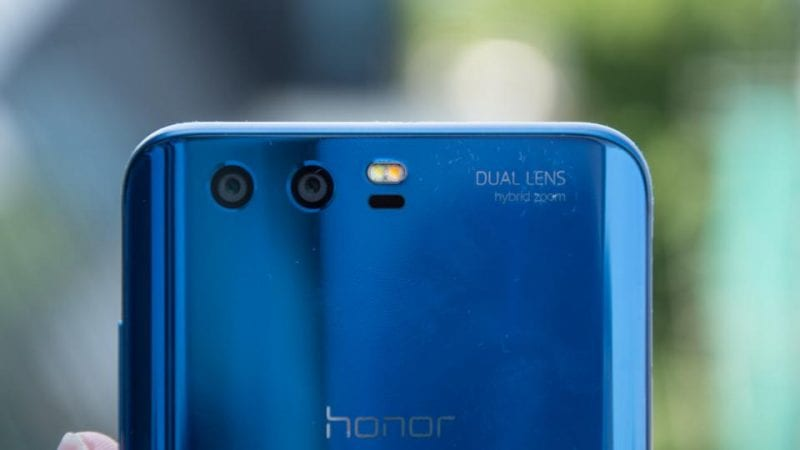 honor 9 4 - Huawei's Honor 9 With 12MP and 20MP Dual Cameras Now Out Officially