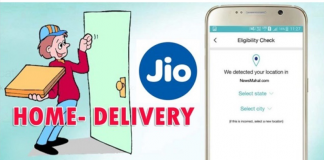 Reliance Jio Offering 90-Minute Free Home Delivery For Jio SIM