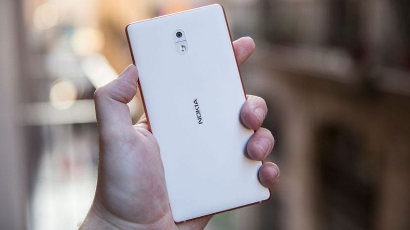 nokia 3 mwc 10 - Nokia 3 Goes On Sale in India; Listed At Rs. 9,499