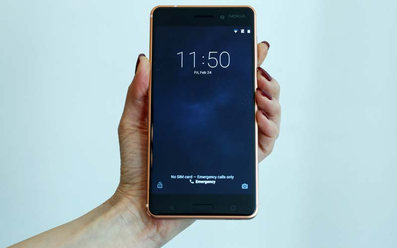 nokia 6 main - Nokia 6 Coming To The United States In Early July 2017